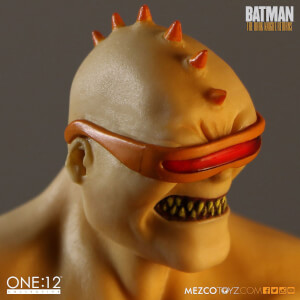 Figurine Mutant Leader Mezco Échelle 1/12 Collective Presents