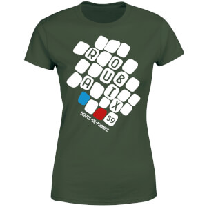 Roubaix Women's T-Shirt - Forest Green