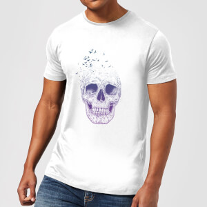 Balazs Solti Lost Mind Men's T-Shirt - White