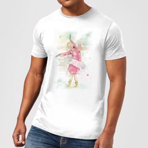 Balazs Solti Dancing Queen Men's T-Shirt - White