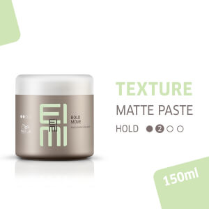 Wella Professionals Care EIMI Bold Move Matte Texturizing Paste 150ml