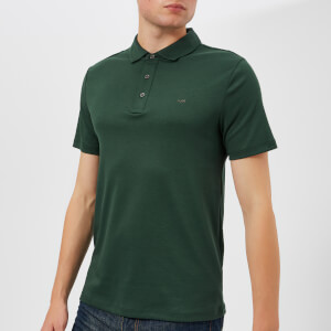 Michael Kors Men's Short Sleeve Polo Shirt - Spruce Green