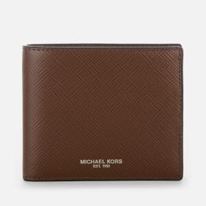 Michael Kors Men's Harrison Billfold Wallet - Mocha