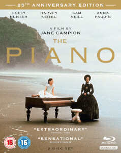 The Piano 25th Anniversary Edition