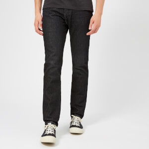 Levi's Men's 501 Skinny Jeans - Airdry Black Warp