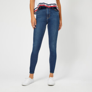 Levi's Women's Mile High Super Skinny Jeans - Breakthrough Blue