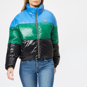 Levi's Women's Sam Puffer Coat - Nebulas Blue