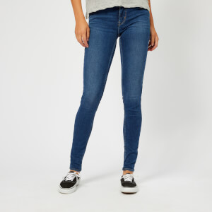 Levi's Women's Innovation Super Skinny Jeans - Prestige Indigo