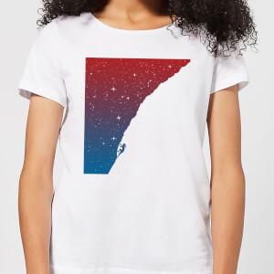 Balazs Solti Starry Climb Women's T-Shirt - White