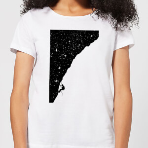 Starry Climb Women's T-Shirt - White
