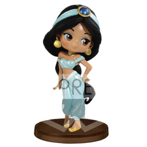 Banpresto Q Posket Petit Girls Festival Disney Aladdin Jasmine Figure 7cm