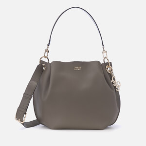 Guess Women's Digital Hobo Bag - Taupe