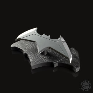 Quantum Mechanix DC Comics Batman Batarang 1:1 Schaal Replica