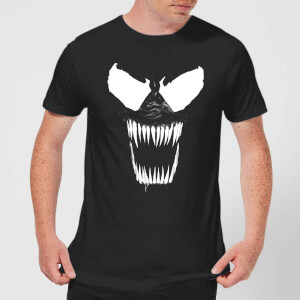 Venom Bare Teeth Herren T-Shirt - Schwarz