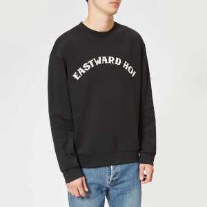 A.P.C. Men's Eastward Oh! Sweatshirt - Faux Noir