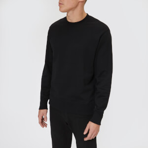Versus Versace Men's Back Logo Sweatshirt - Black
