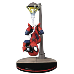 Marvel Spider-Man Spider Cam Q-Fig PVC Figure