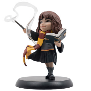 Figurine Q Fig Harry Potter - Hermione Premier Sortilège Quantum Mechanix