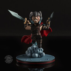 Quantum Mechanix Marvel Thor: Ragnarok Thor Q-Fig Figure