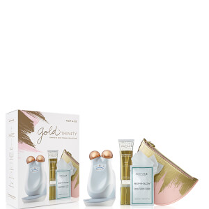NuFACE Gold Trinity Complete Skin Toning Collection (Worth $409.00): Image 2