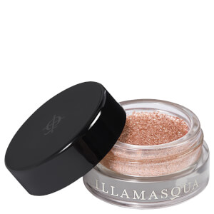 Illamasqua Nude Collection Iconic Chrome Eye Shadow - Alluring