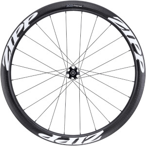 Zipp 303 Firecrest Carbon Tubular Disc Brake Front Wheel 2019