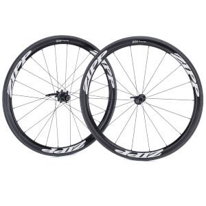 Zipp 303 Firecrest Carbon Tubular Wheelset 2019 - Black - Shimano/SRAM