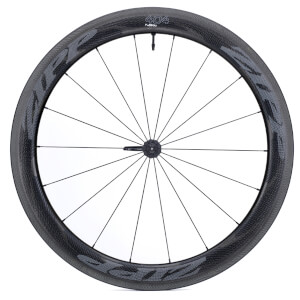 Zipp 404 NSW Carbon Clincher Tubeless Front Wheel 2019