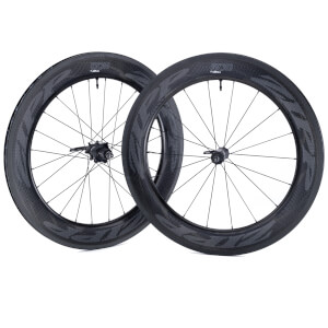 Zipp 808 NSW Carbon Clincher Tubeless Wheelset 2019 - Shimano/SRAM