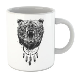 Dreamcatcher Bear Mug
