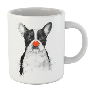 Balazs Solti Red Nosed Bulldog Mug