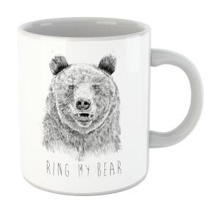 Balazs Solti Ring My Bear Mug