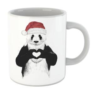 Balazs Solti Santa Bear Mug