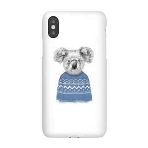 Balazs Solti Koala And Jumper Phone Case for iPhone and Android