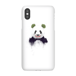 Balazs Solti Joker Panda Phone Case for iPhone and Android