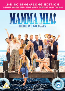 Mamma Mia! Here We Go Again (Includes Digital Download)