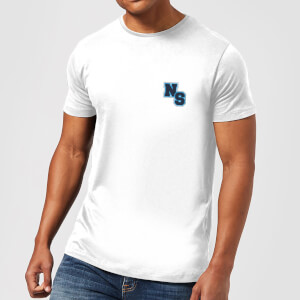 T-Shirt Homme LOGO NS Native Shore - Blanc