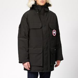Canada Goose Men's Expedition Parka Jacket - Black
