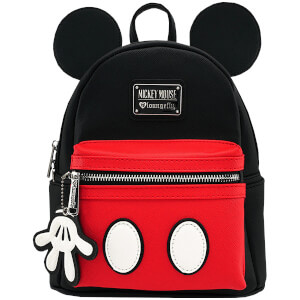 Disney Loungefly Mickey Mouse Mini Mochila