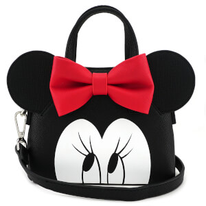 Loungefly Disney Minnie Mouse Eyes Cross Body Bag