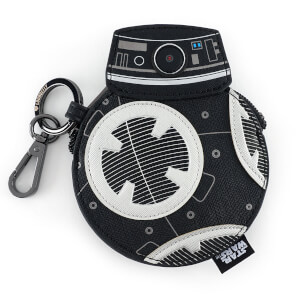 Loungefly Star Wars Black Droid Coin Bag