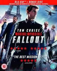 Mission: Impossible - Fallout (Blu-ray + Bonus Disc)