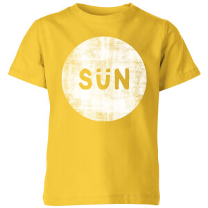 My Little Rascal Sun Kids' T-Shirt - Yellow