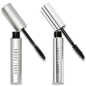 Bobbi Brown Day to Night Lashes Smokey Eye Mascara & No Smudge Waterproof Mascara