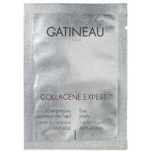 Gatineau Collagene Expert Smoothing Eye Pads -silmänaluslaput, 1 pussi