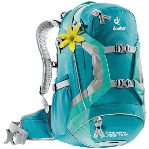 Deuter Trans Alpine Pro SL 24L Backpack - Petrol/Mint