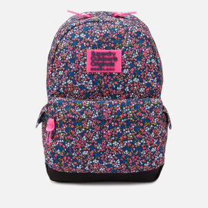 Superdry Women's Print Edition Montana Backpack - American Ditsy Blue