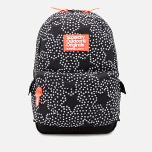 Superdry Women's Print Edition Montana Backpack - Mono Star
