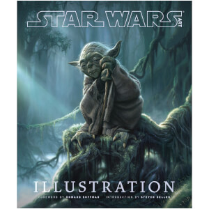 Star Wars Art: Illustration (Hardback)