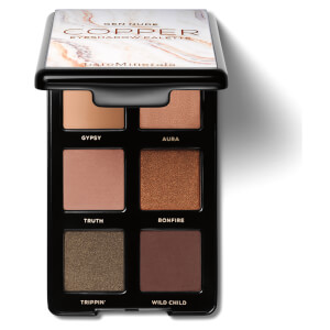 bareminerals Gen Nude Eyeshadow cienie do powiek – Palette 3 Copper Muse